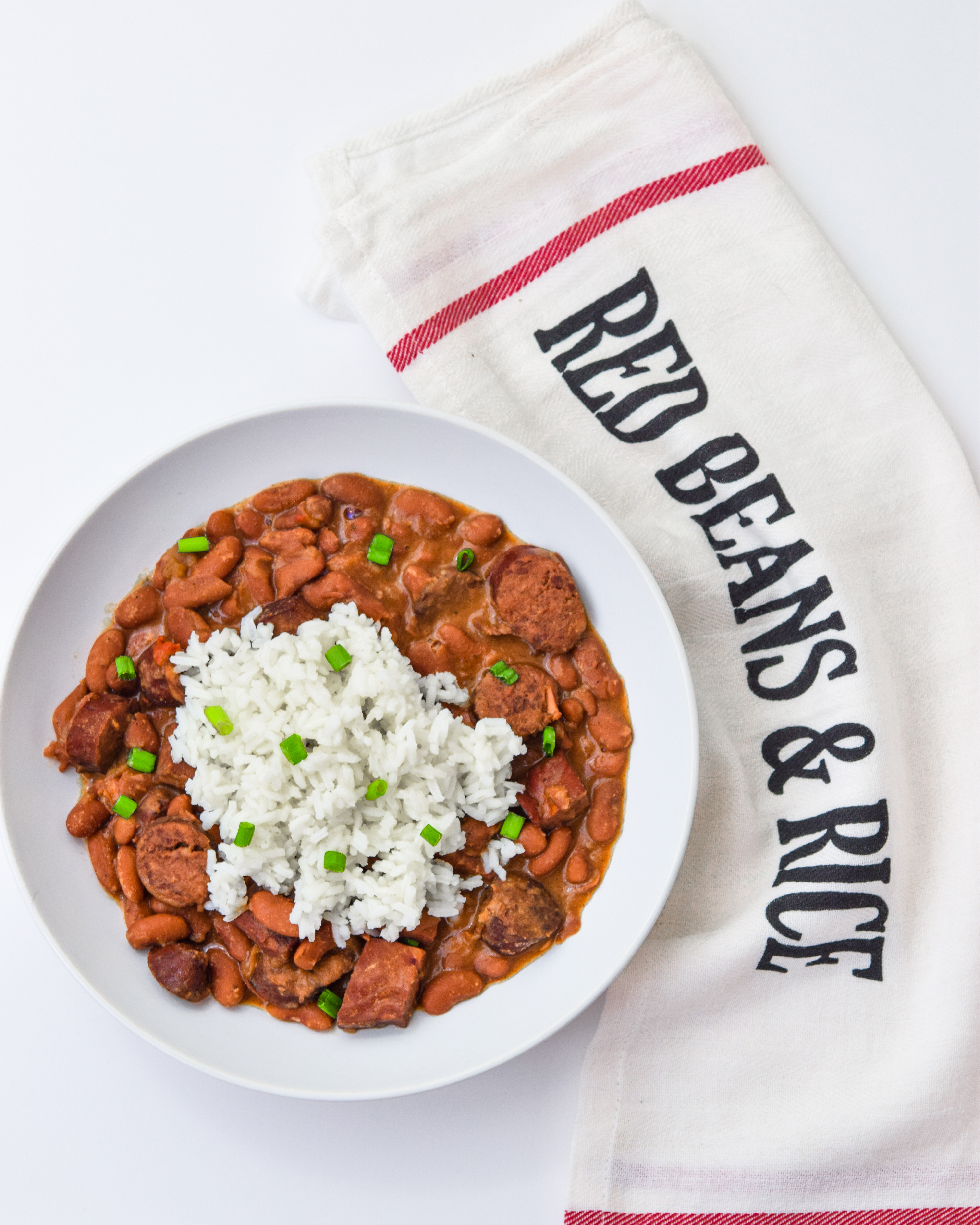 Kinda Mom's Red Beans and Rice