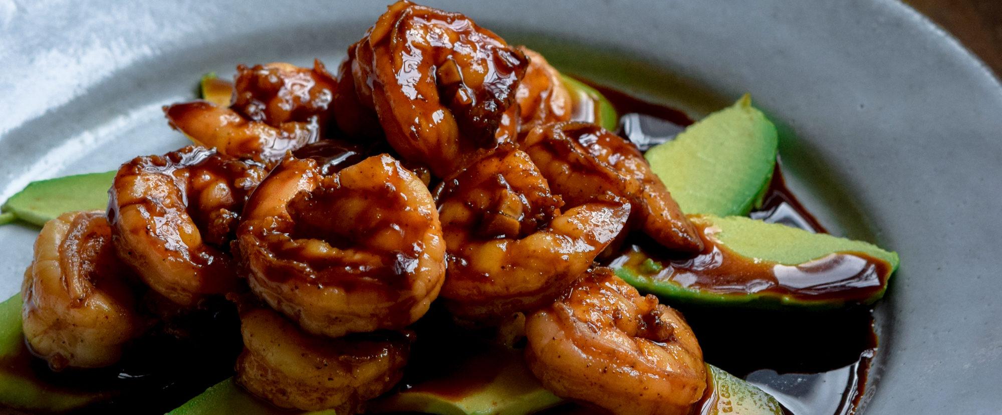 Ginger Soy Shrimp